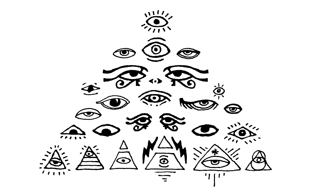 500+ Occult Symbols And Esoteric Designs