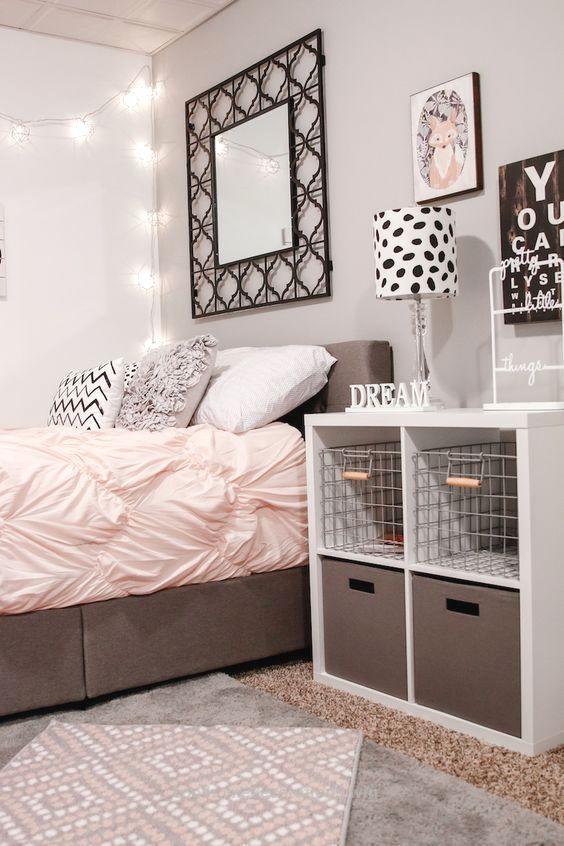 Teen bedroom designing