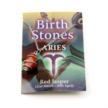 March Birthstone April Birthstone Pendant Aries Birthstone Red Jasper Spiral Pendant Aries for sale online free shipment UK and Ireland buy now low price just €10.00.