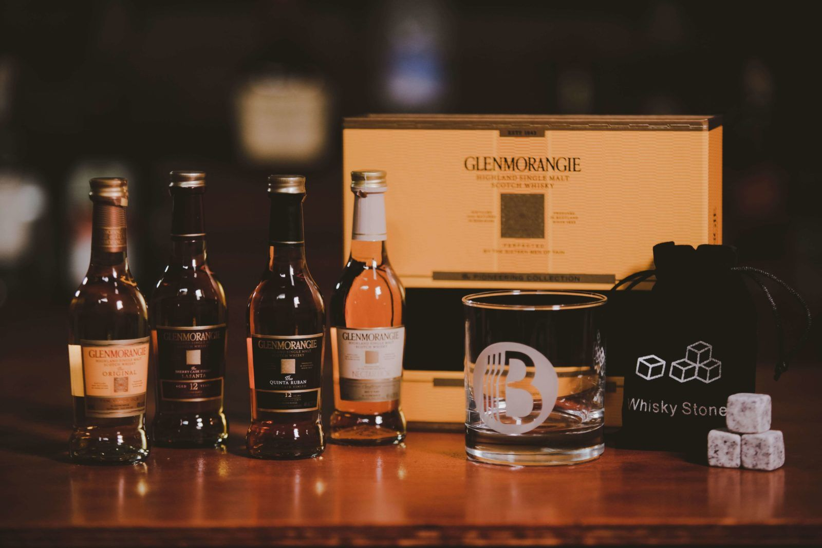 Liqour cocktail gift sets for men holiday or anyday