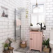 Little Known Ways to get Bohemian Bathroom  Contribute on give window ornaments intriguing and fun loving examples that shout bohemian for a mo