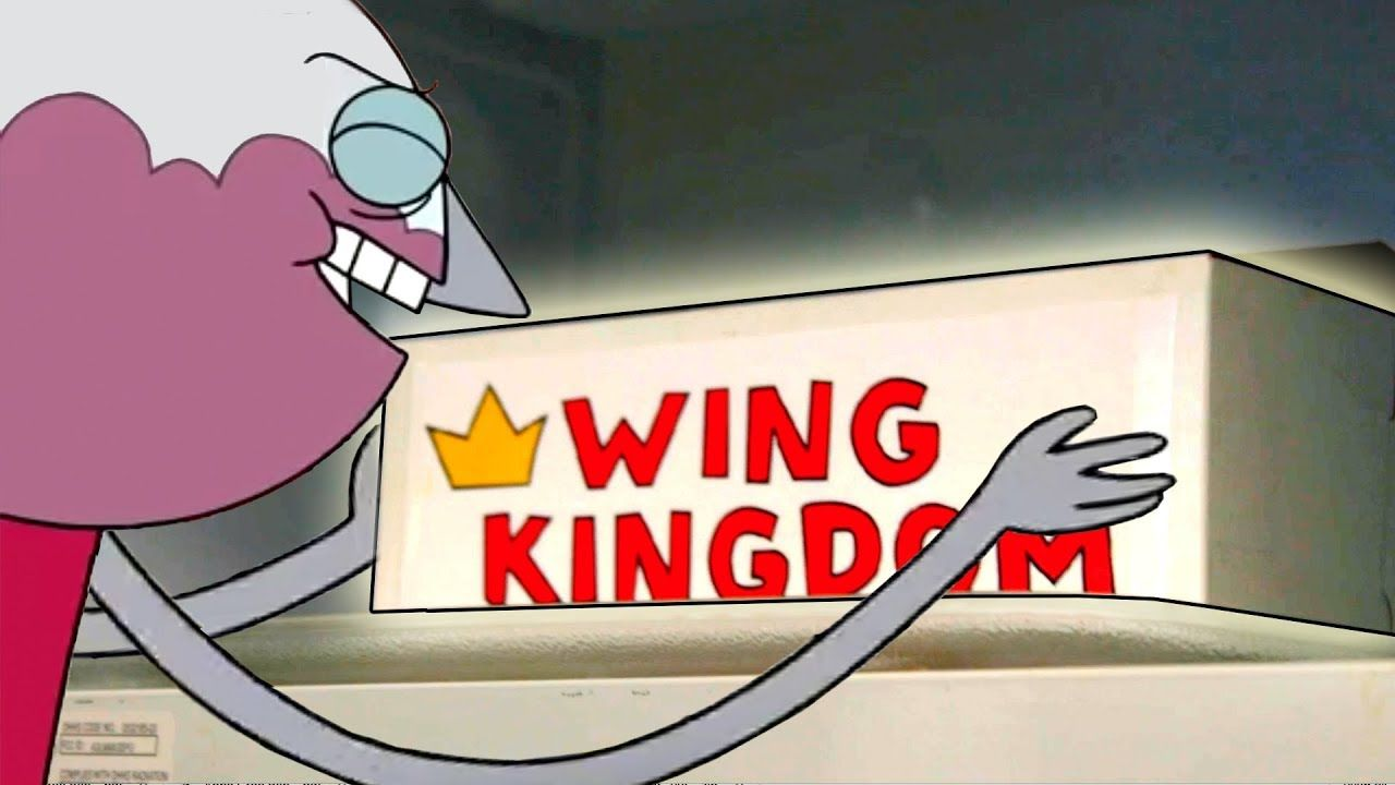 How To Make Benson S Microwave Wings From Regular Show Regular