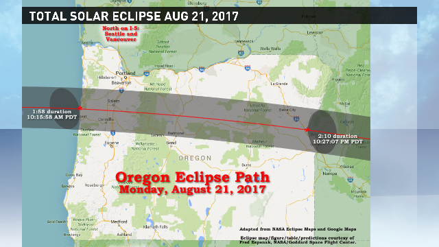 Wineries open their fields for 2017 total solar eclipse viewing