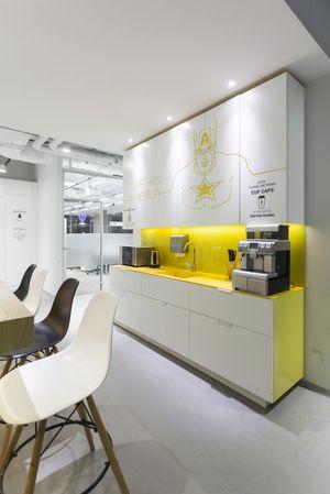 Playtech - Kiev Offices Office Design in 2018 Pinterest Office