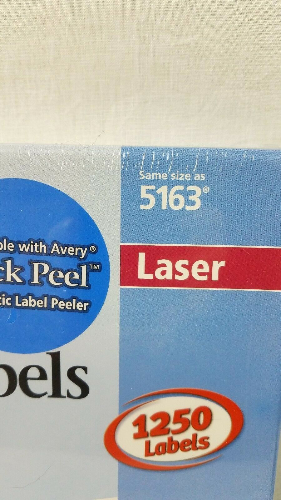 Avery 2x4 Labels Template Best Of Avery 1250 White Labels 5163 2x4 125 Sheets Laser Printer True Block In 2020 Label Templates Labels Dvd Label Template