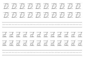 Best 25  Worksheets for kindergarten ideas on Pinterest besides  also Best 25  Worksheets for kindergarten ideas on Pinterest additionally D Nealian Handwriting Worksheet Free Worksheets Library   Download moreover  in addition letter g worksheets kindergarten   Bing Images   classroom further 10 best D'nealian images on Pinterest   DIY  Books and besides Handwriting Pages To Print For Free Home Schooled Children likewise letter tracing  website has loads of printable worksheets furthermore  furthermore . on d 39 nealian s worksheets for kindergarten