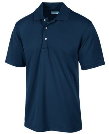 7e8cba3b643 PGA Tour Men Big and Tall Airflux Solid Golf Polo Shirt in 2019 ...