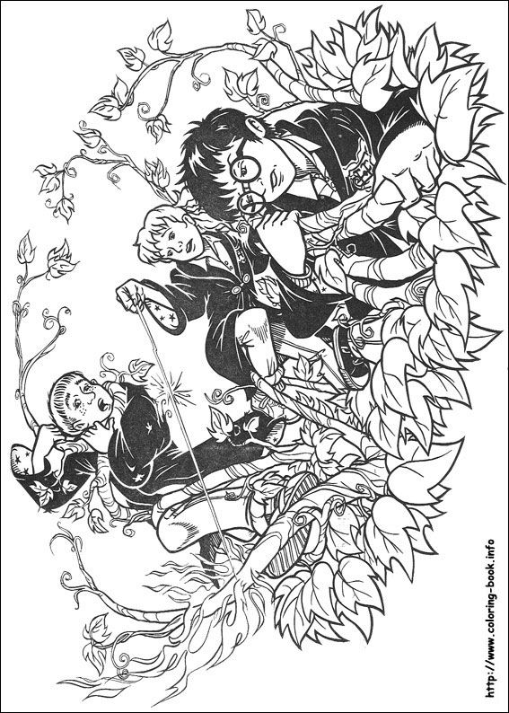 Harry Potter And The Sorcerer S Stone 1997 Harry Potter Coloring Pages Harry Potter Colors Harry Potter Coloring Book