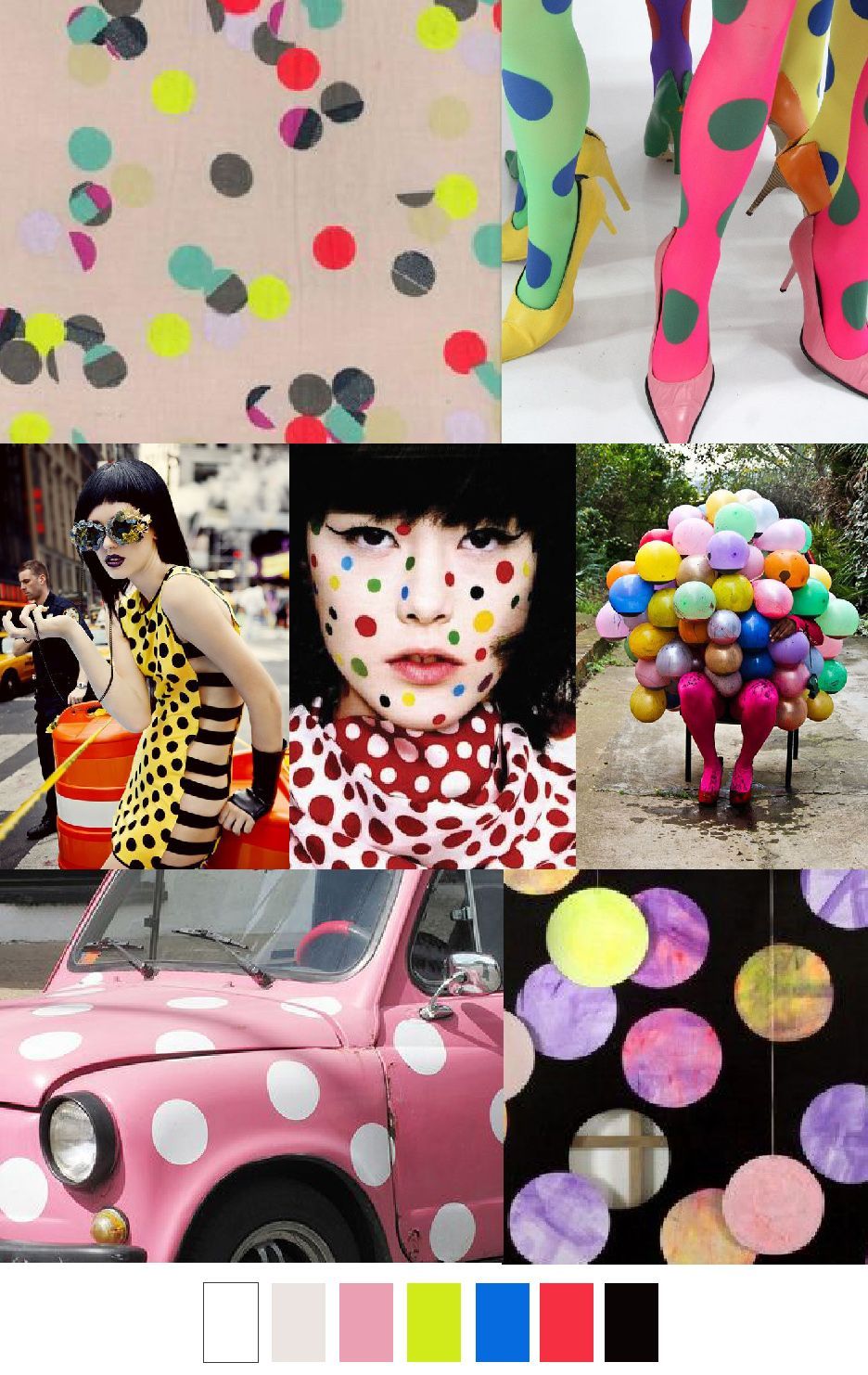 DOT DOT SS 2016 | Trends 2016 - Colorful fashion, Color ...