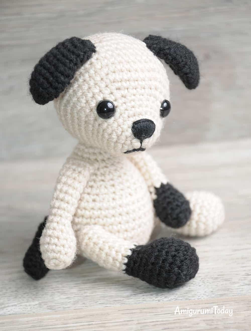 Amigurumi Tommy the Dog crochet pattern | Crochet | Pinterest ...