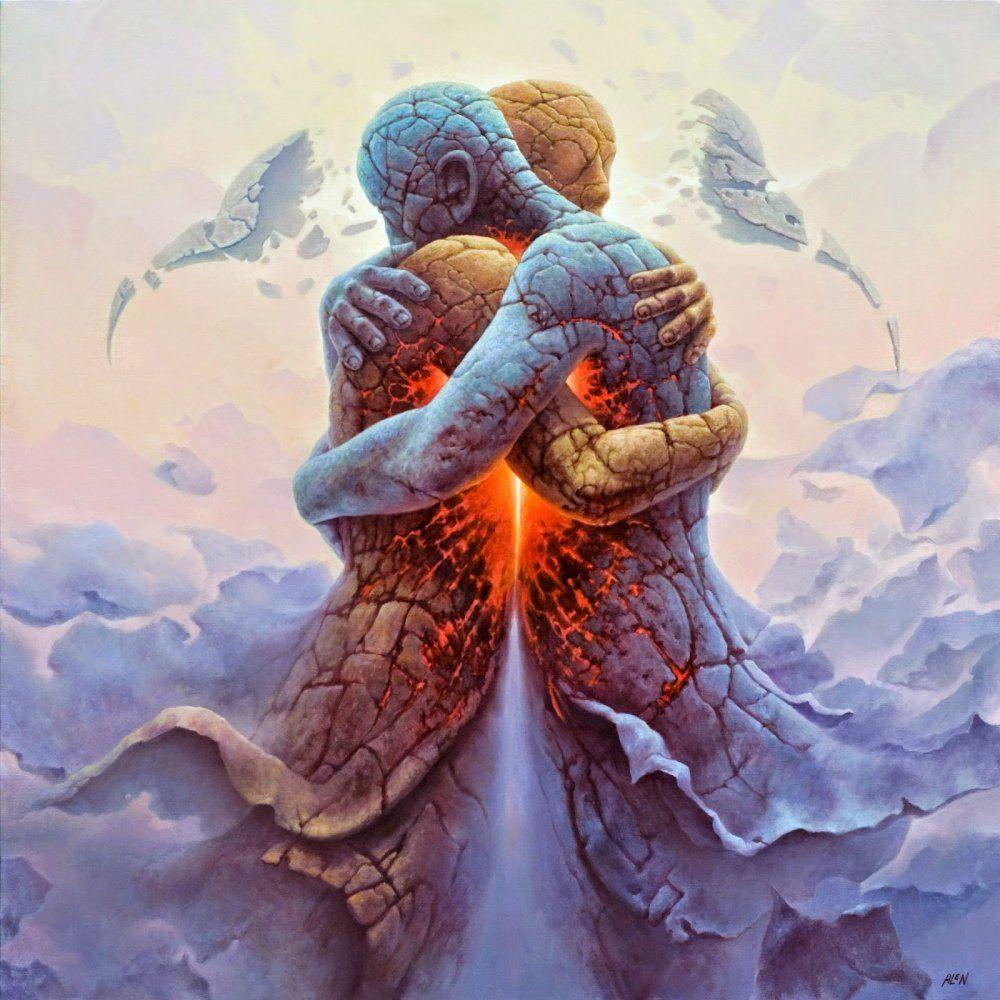 душа в картинках и рисунках человек творческий