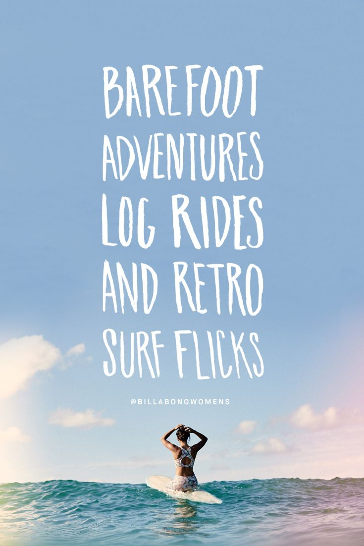 Préférence words // @BillabongWomens | w o r d | Pinterest | Citation et Voyages JF15