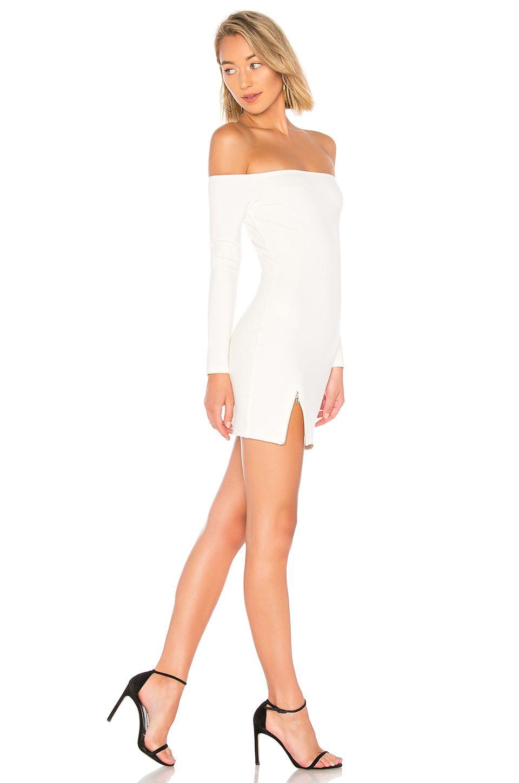 Superdown Cindy Off Shoulder Dress In White Sponsored Sponsored Cindy White Dress Superdown White Dress Off Shoulder Dresses [ 1450 x 960 Pixel ]