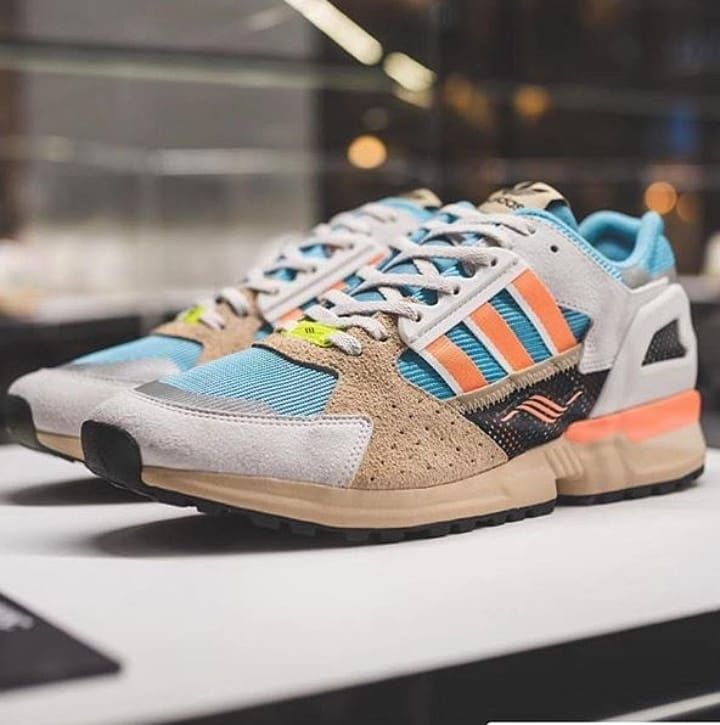 size 40 decc3 eb6aa adidas Originals ZX 10000 | Shoe Colorways in 2019 | Adidas sneakers ...