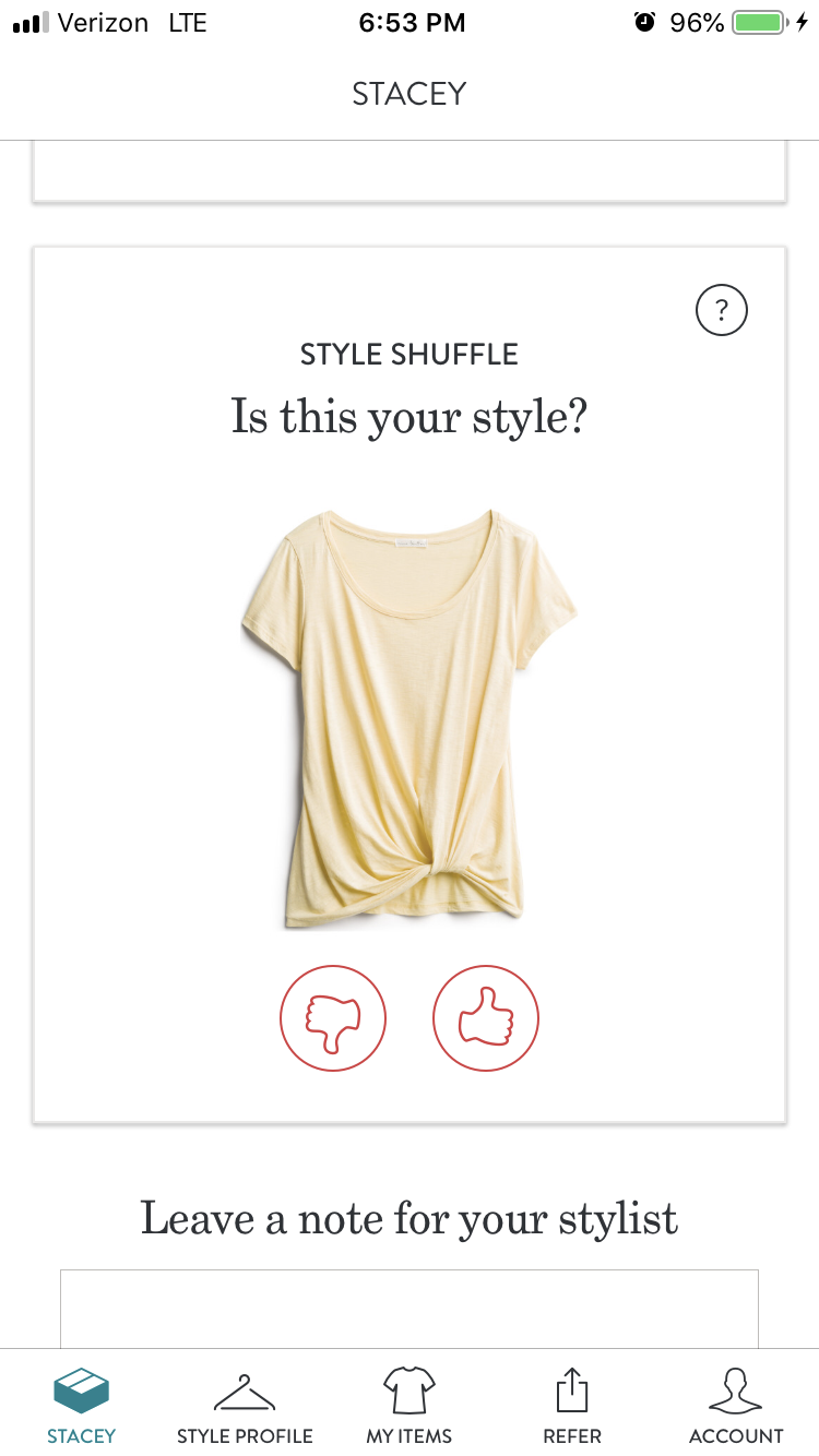 Pin by Stacey Lucero on Stitch fix Style profile, Style