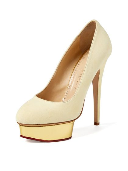 476679c5789 Sweet Dolly Platform Pump by Charlotte Olympia at Gilt