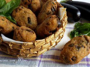 Polpette di melanzane – ricetta calabrese