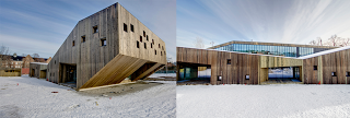 Guardería en Fagerborg / Fagerborg Kindergarden - Archkids. Arquitectura para niños. Architecture for kids. Architecture for children.