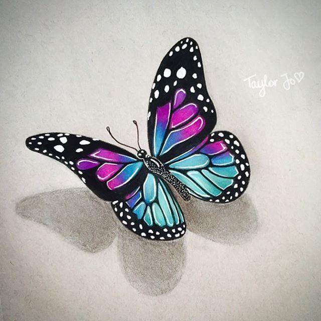 Photo of Schmetterling fliegt weg. .