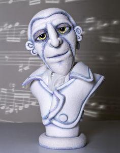 Rod puppets | Figurenschneider – Puppenbau & Figurenbau Norman Schneider Joseph Haydn