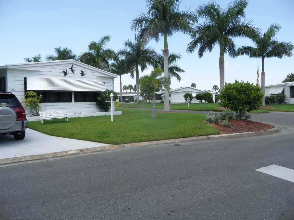 barrington mobile manufactured home in melbourne fl via
