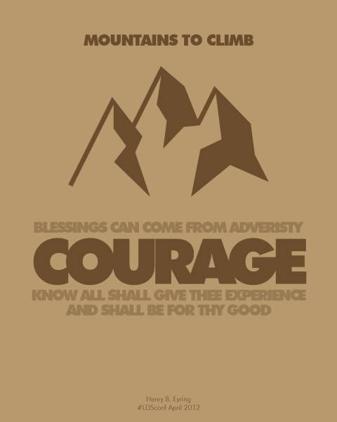 Mountains to Climb By President Henry B  Eyring | #LDSconf