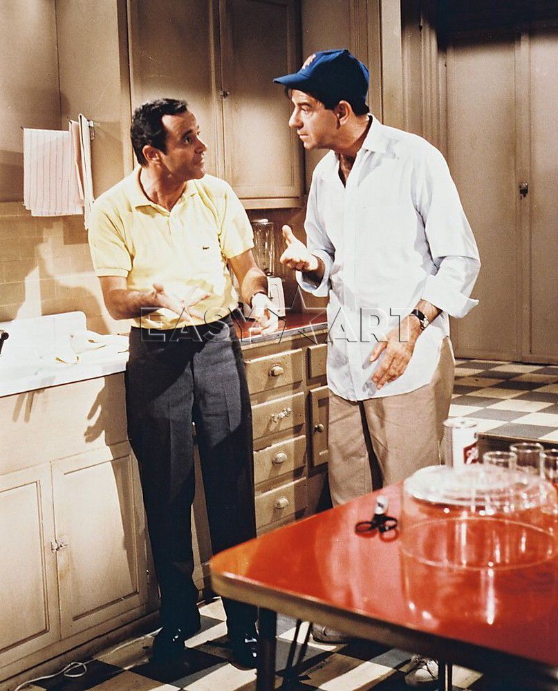 Felix and Oscar The Odd Couple (1968) Today would