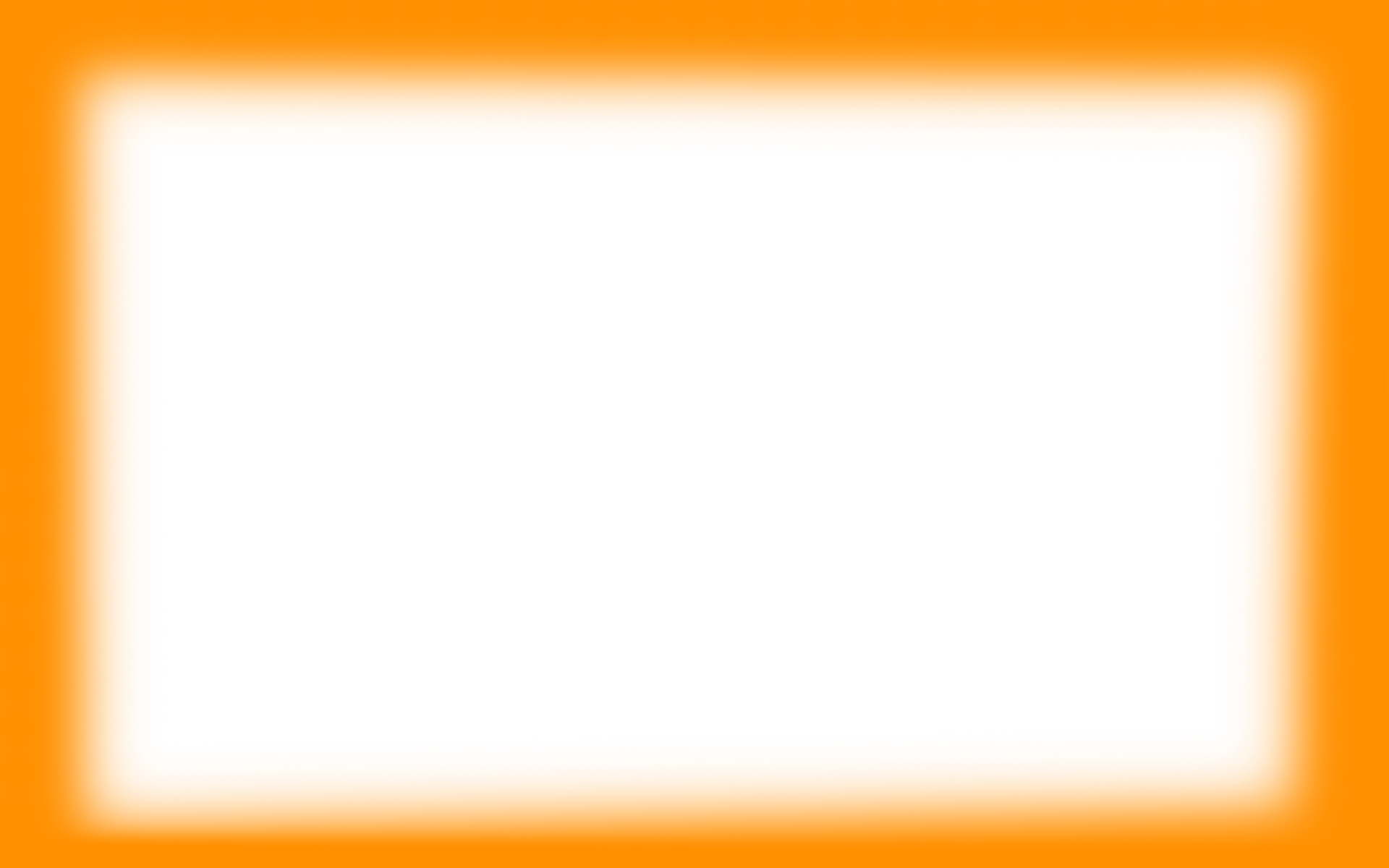 Orange Border