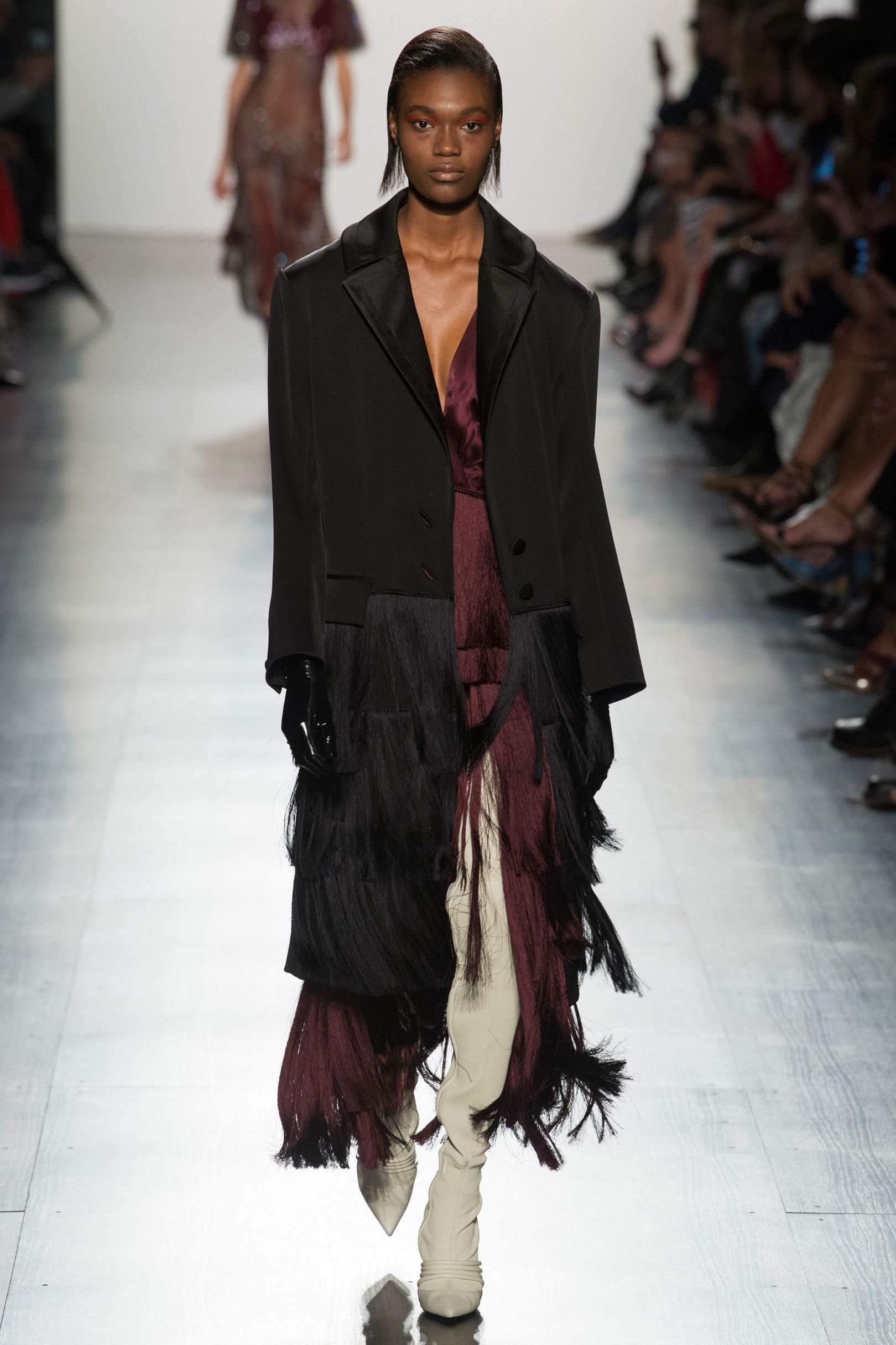 Prabal Gurung Autumn/Winter 2017 Ready to Wear Collection | British Vogue