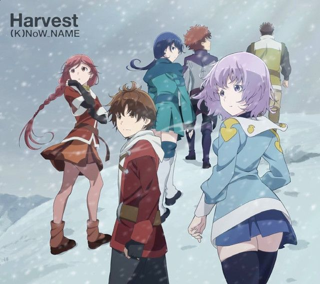 Video Grimgar Of Fantasy And Ash 1st Episode Insert Song Anime Mv Anime Anime Images Anime Movies