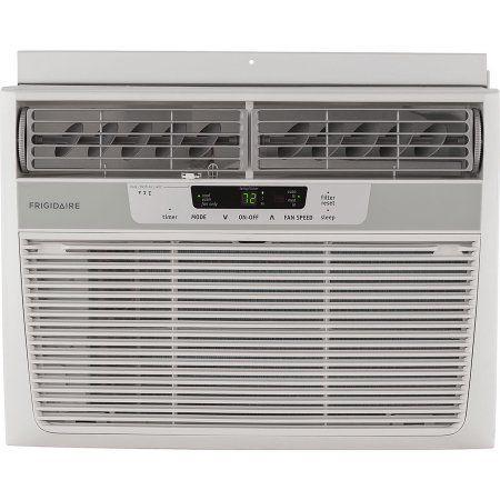 Frigidaire Ffra1022r1 10 000 Btu 115v Window Mounted Compact Air Conditioner With Remote Control Walmart Com Best Window Air Conditioner Room Air Conditioner Air Conditioner Btu