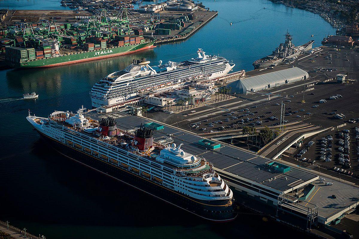 San Pedro Cruise Port World Cruise Long Beach Cruise Los Angeles Sightseeing
