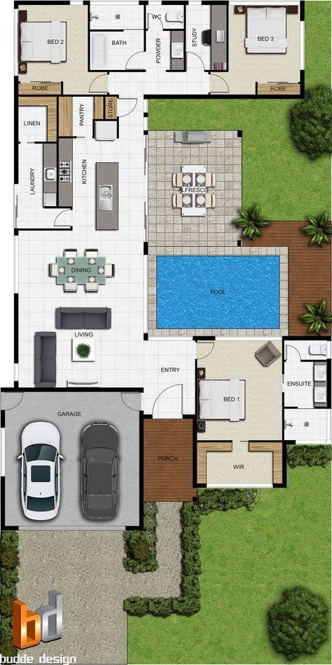 3 habitaciones 2 ba os sala de estar comedor cocina for Lavadero terraza