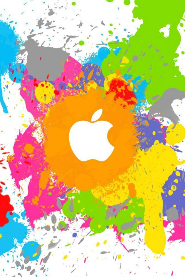 Colorful Apple Ipad Mini Wallpaper Apple Wallpaper Iphone Apple Logo Wallpaper