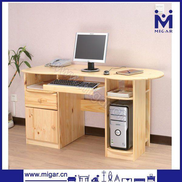 Https Sc01 Alicdn Com Kf Htb1xxsekvxxxxapaxxxq6xxfxxxx Solid Wood Homeused Computer Desk Mgd 1107n Jpg Meja Bangku Komputer