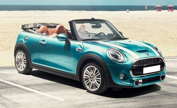 2016 Mini Cooper Convertible Launched For Inr 34 90 Lakhs Mini Cooper Convertible Mini Cooper Convertible