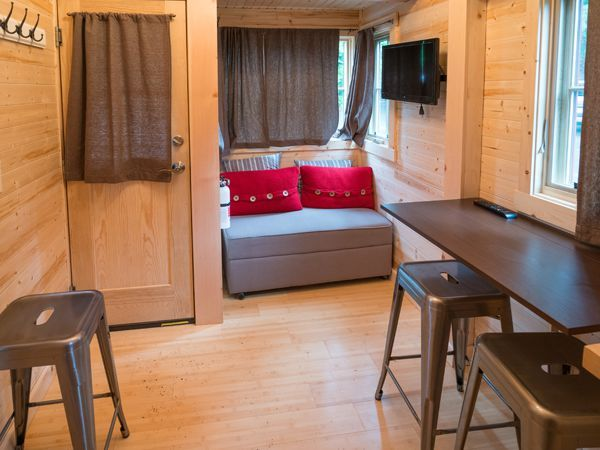 Tumbleweed Tiny House Interior lincoln a 261 sq ft tiny house from the tumbleweed tiny house