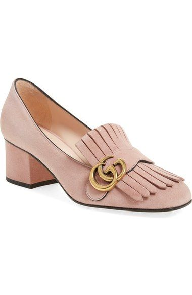 d460eafd14b Gucci  Marmont  Pump (Women) available at  Nordstrom