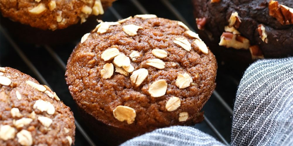 6 Healthy Muffin Recipes 1 Base Batter Healthy Muffin Recipes