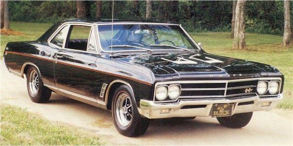 1966 Buick license plate tag 66  Skylark Gran Sport Wildcat GS Electra LeSabre