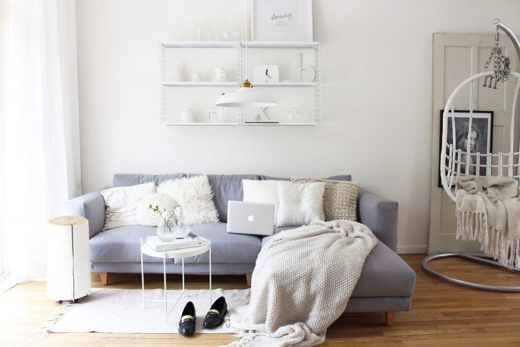 IKEA Norsborg Sofa Review in 2018 | Scandi Boho Mid Century Home ...