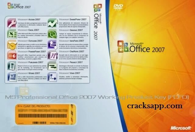 find office 2007 product key