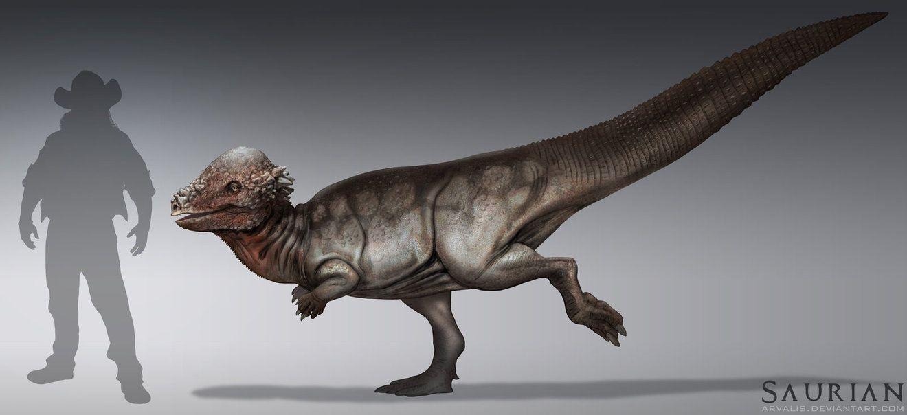 11+ Saurian tyrannosaurus info