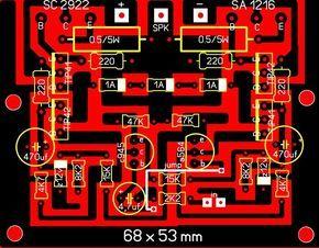 5000w high power amplifier circuit | amplifier mosfet in