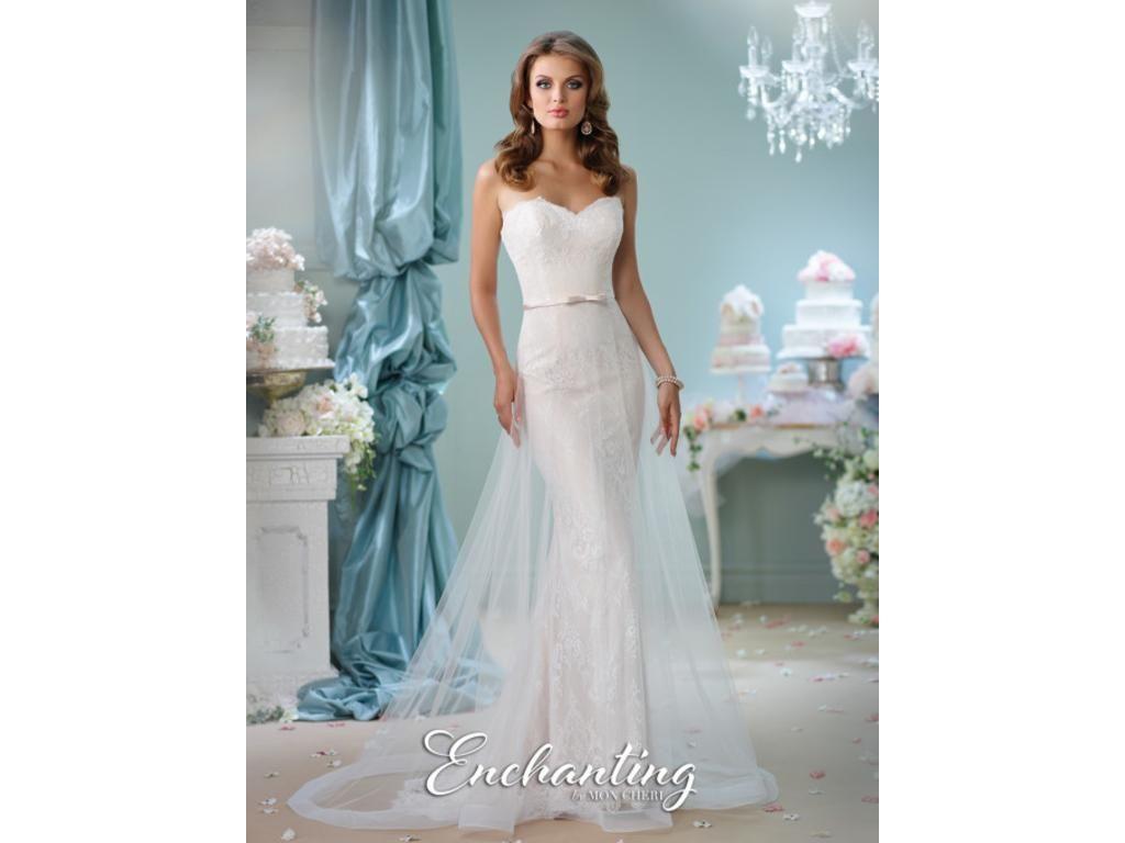 Mon Cheri 116134, $300 Size: 4 | Used Wedding Dresses | Wedding ...