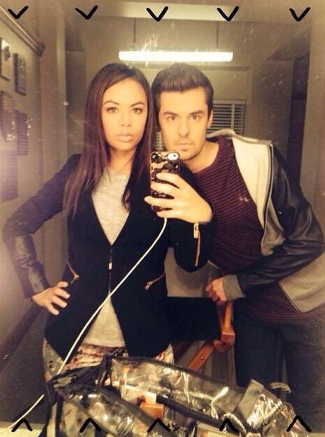 PLL BTS Season 5 | Janel and Brendan