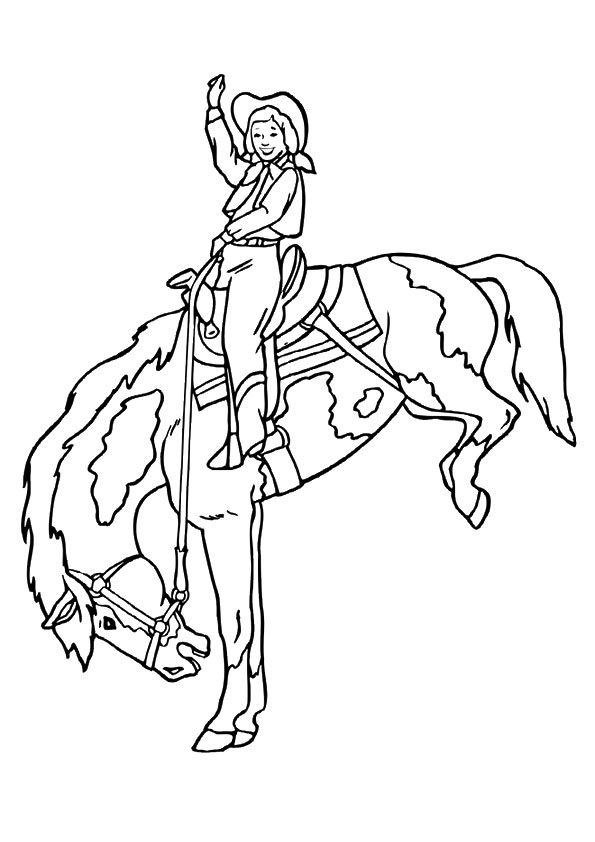 Print Coloring Image Momjunction Horse Coloring Pages Horse