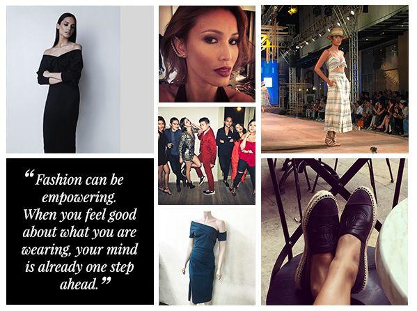 Fashion Diaries Charina Sarte Fashion Designer Fashion Design Fashion Star Fashion