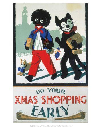 Do Your Xmas Shopping Early.