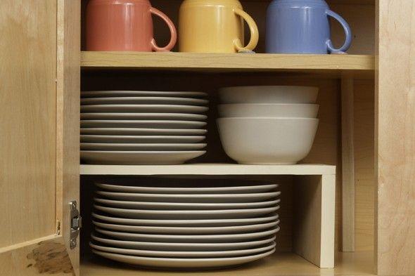 2 Easy Diy Kitchen Cabinet Organizers Diy Life Cabinet Organization Diy Diy Cupboards Diy Kitchen Cabinets